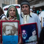 Yemenite Childrens Affair Protest 2