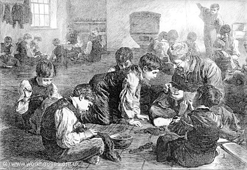 Irish Workhouse