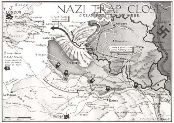 Time Map 1940