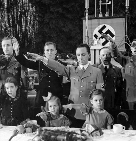 Goebbels Xmas 1937
